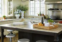 Kitchen island remodel? / by Tamara Pirelli