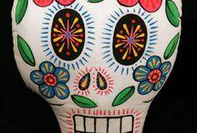 Dia de los Muertos Stuff / by Georgina Diaz