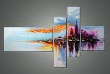 Painéis decorativos