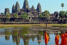 Templi più Importanti del Mondo / Il tempio è una struttura architettonica utilizzata come luogo di culto. Il termine deriva dal latino Templum recinto consacrato. In questa categoria sono racchiusi i Templi più importanti e famosi della storia dell'essere umano.