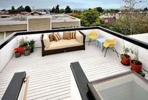 pemanfaatan atap rumah