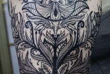 bodyart inspiration / Ideas and inspiration for my tattoos.