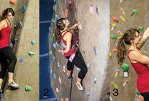 Sports: Climbing