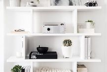 Shelving stuff ideas