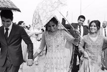 Blush Indian Wedding
