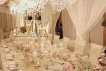 Planning an elegant and sophisticated wedding! #weddingplanner / Planning elegant weddings with RSVP events