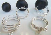 Jewelry / by Wanda Forgason