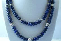 DIY JEWELRY CORAL & LAPIS / by Dawn Marelli