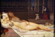 I nudi nella storia dell'arte
