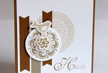 Stampin Up Lacy and Lovely