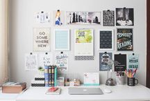 escrivaninha decoração