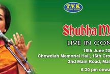 KyaZoonga.com: Buy online tickets for Shubha Mudgal Live in Concert