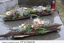 výzdoba - hroby