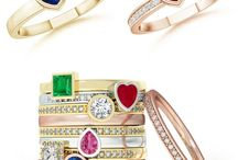 Stackable-Rings-Collection