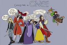 """Once Upon a Time  / """"Believing in even the possibility of a happy ending is a very powerful thing."""" ~ Snow White"""