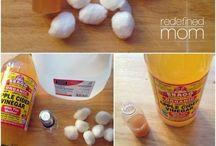 Vinegar DIYs