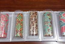 Bolu Batik - Roll Cakes / Indonesian Batik Roll Cake