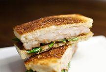Sandwiches / by Tonya Edwards-Robertson