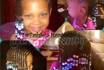 Camille's hair