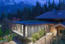 Idées Extension Maison / Découvrez des idées pour créer une extension contemporaine ou tradionnelle pour votre maison, faire des travaux d'agrandissement de votre maison.