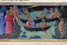 La Divina Commedia (1444-1450) Siena?