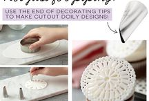tips & tricks cake decorating