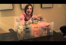 Organizing Tips / Organize your home and simplify your life with these tips from Vanessa Hayes, Professional Organizer from Get Simplifized in San Antonio, TX.
