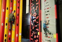 Clip 'N Climb / Des images de la section Clip 'N Climb d'Altitude Gym!  Photos of our Clip 'N Climb section in our gym!
