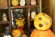 Halloween, My favorite time of Year / by Gwen Mehew Holzwarth