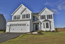 Yellowstone Spec / Trio Fields, located in Nazareth, PA!  The Yellowstone is a beautiful single home priced from $354,900. The home includes 4 Bedrooms, 2.5 bathrooms & 2,500 sq. ft.!
