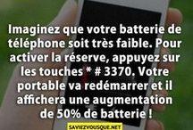 Astuces pour smartphone et ipad