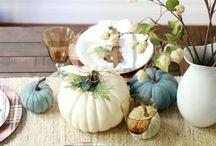 decorazione autunno