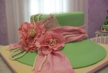 Cake Dreaming With Diane / My cakes and sugar work.