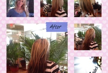 Hair Extensions by Kathryn
