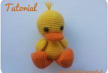 Crochet / istruzioni, tutorial e pattern crochet