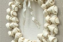 bone wreath