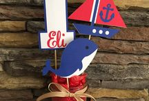 nautical decoration party