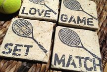 Tennis / Tennis is my LIFE! If you enjoy watching tennis or even play yourself, don't leave this board without checking it!