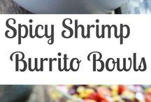Food: Savoury Bowls and Salad Bowls