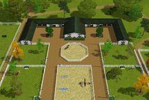 Sims Horse