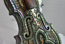 Mosaic Madness - My New Artsy Ambition