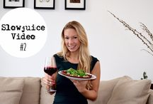 Food video's