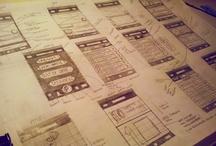 SKETCH IT: iPhone, iPad, App,  UI, UX / by Stanislav Hristov