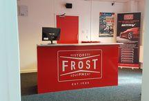 Frost Restoration new store in Albion Park, Glazebury
