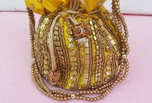 Ethnic Collection / Collection of Ethnic Handbags and more..