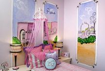 Anabel's Room / Shabby Chic Garden Theme