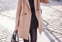 Coat outfits