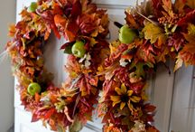 DIY – Autumn leaves decor / Welcome the Autumn prepared! The leaves will arrive any time soon. So, save these DIY samples and get creative. Decorate & innovate .. Get into the ROMANTIC AUTUMN MOOD!