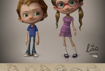 Character design inspiration