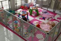 Playground in home ideas
